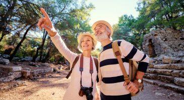 15 lugares donde puede jubilarse por poco dinero