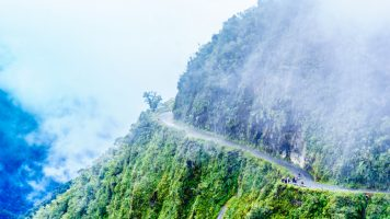 Les 12 routes les plus dangereuses au monde