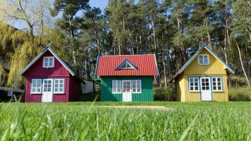 ¡Esta casa de sólo 27m² tiene un interior que te deslumbrará!
