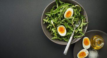 Los beneficios de comer huevos regularmente