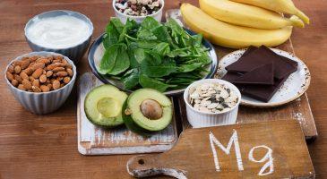10 Signos de deficiencia de magnesio