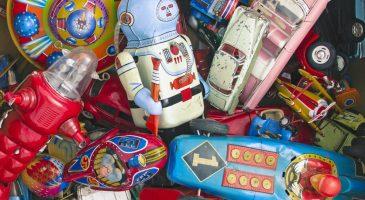 30 vieux jouets qui valent une fortune